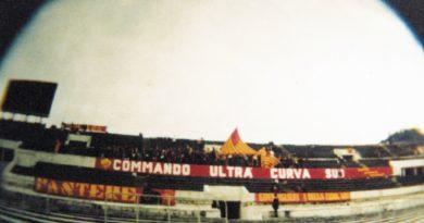 """ACCADDE OGGI… 9 gennaio. 1977: 42 anni fa nasceva il """"Commando Ultrà Curva Sud"""""""