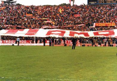 CURVA SUD. Roma Ti Amo