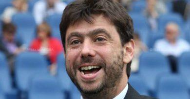 """GOCCIA CINESE """"Agnelli ha aderito alla #Superlega per il condono sulle finali perse"""""""