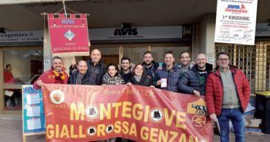ROMA CLUB MONTEGIOVE GIALLOROSSA