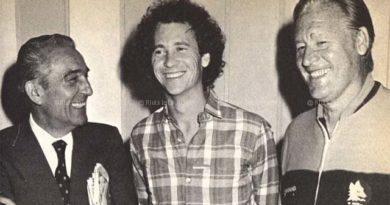 """MANDOLESI """"29 GIUGNO 1983:  Falcão trova l'accordo per il rinnovo e scateno davvero l'inferno…"""""""