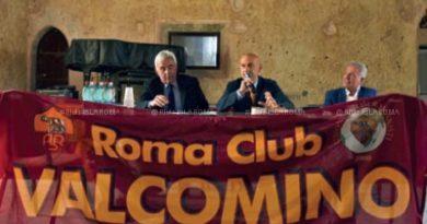 """ROMA CLUB VALCOMINO """"VASCO DE LUCA"""" – ATINA"""