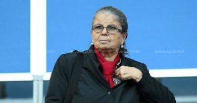 "GOCCIA CINESE ""Sempre con noi, mamma Roma"""