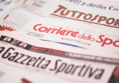 ROMA-MANCHESTER. Le pagelle dei giornali