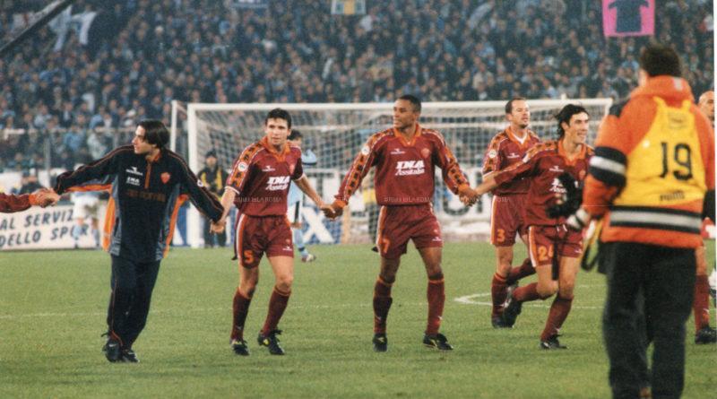 ACCADDE OGGI… 29 novembre. La Roma pareggia il Derby infinito
