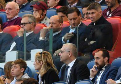 """Roma, più spazio per Massara. E Totti riceverà i primi """"gradi"""""""