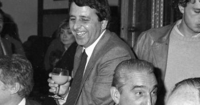 Scomparso Aldo Sbaffo, storico presidente dell'A.I.R.C.