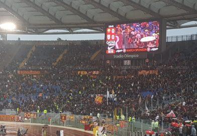 ROMA-PARMA 2-1. Roma chiude il campionato con una vittoria!