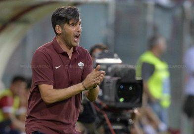 AREZZO-ROMA 1-3. Giallorossi chiudono il precampionato con una vittoria