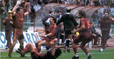 STORIE GIALLOROSSE… Che gol, quel gol!