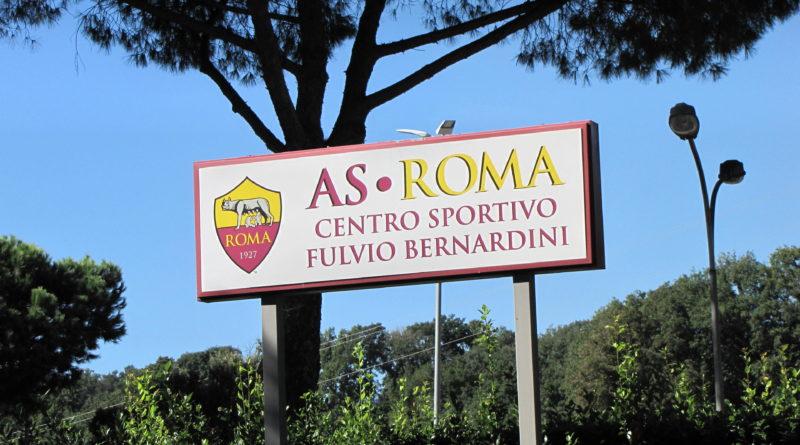 TRIGORIA. Tamponi negativi. Roma in campo per preparare la sfida di Europa League.